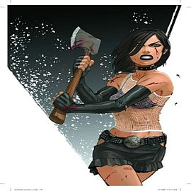 Hack/Slash: Volume 2: Death by Sequel Books