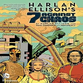 Harlan Ellison's Seven Against Chaos Books