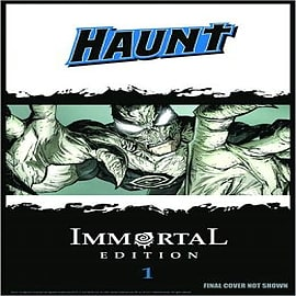 Haunt Immortal Edition: v. 1 Books