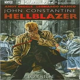 Hellblazer Joy Ride Books