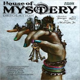 House of Mystery: Volume 8: Desolation Books