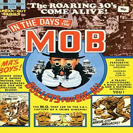 In the Days of the Mob Books