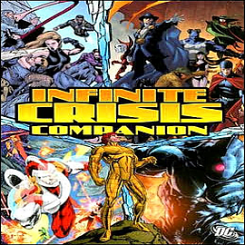 Infinite Crisis Companion Books