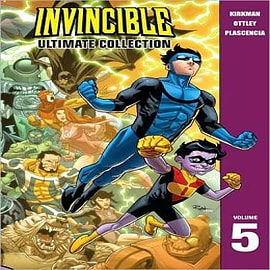 Invincible: The Ultimate Collection: v. 5 Books
