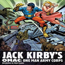 Jack Kirby's O.M.A.C.: One Man Army Corps TP Books