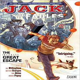 Jack of Fables: Volume 1: Nearly Great Escape Books