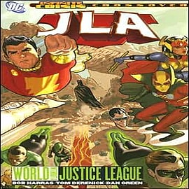 JLA: Vol 19 : World without a Justice League Books