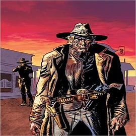 Jonah Hex: Bury Me in Hell Books