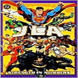 JSA: Vol 04: Strength in Numbers Books