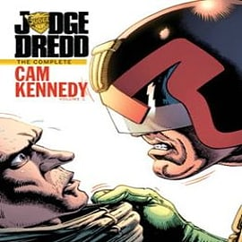 Judge Dredd: The Cam Kennedy Collection: Volume 1 Books