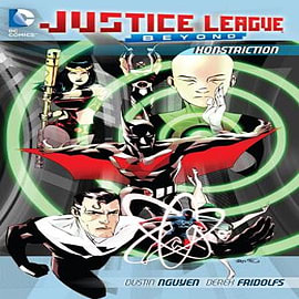 Justice League Beyond: Konstriction Books