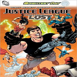 Justice League Generation Lost: Volume 2 Books