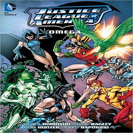 Justice League of America: Omega Books