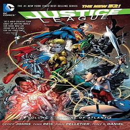 Justice League: Volume 3: Throne of Atlantis (the New 52) Books