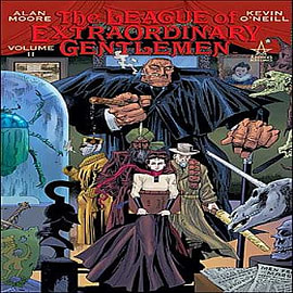 League of Extraordinary Gentlemen: Volume 2 Books