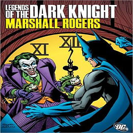 Legends of the Dark Knight Marshall Rogers Books