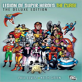 Legion of Super Heroes the Curse (Deluxe ed) Books