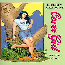 Liberty Meadows: Cover Girl Books