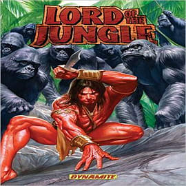 Lord of the Jungle: Volume 1 Books
