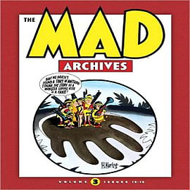Mad Archives: Vol 03 Books