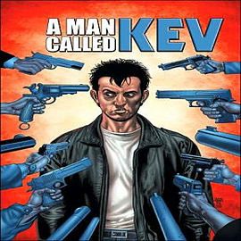 Man Called Kev Books