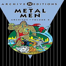 Metal Men Archives: Volume 2 Books