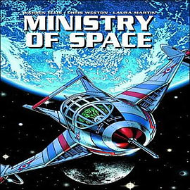 Ministry of Space Books