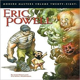 Modern Masters: Volume 28: Eric Powell Books
