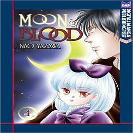 Moon and Blood: Volume 4 Books