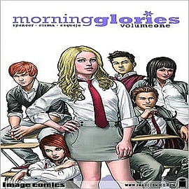Morning Glories: Volume 1 Books
