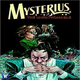 Mysterius: The Unfathomable Books