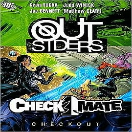 Outsiders/Checkmate: Checkout Books
