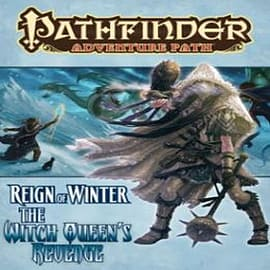 Pathfinder Adventure Path: Reign of Winter: Part 6: Witch Queen's Revenge Books
