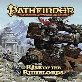 Pathfinder Adventure Path: Rise of the Runelords (Anniversary ed) Books