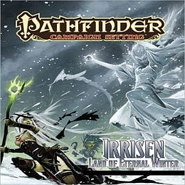 Pathfinder Campaign Setting: Irrisen - Land of Eternal Winter Books