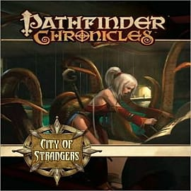 Pathfinder Chronicles: City of Strangers Books