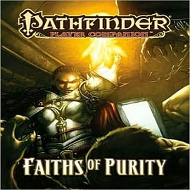 Pathfinder Player Companion: Faiths of Purity Books
