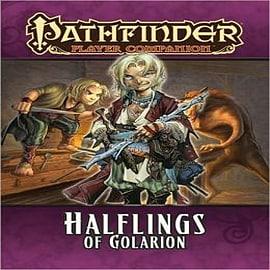 Pathfinder Player Companion: Halflings of Golarion Books