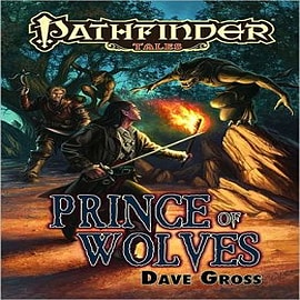 Pathfinder Tales: Prince of Wolves Books