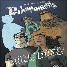 Perhapanauts: v. 00: Dark Days Books