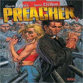 Preacher: Book 02 Books