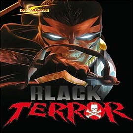 Project Superpowers Black Terror: v. 1 Books