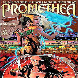 Promethea: Book 3 Books
