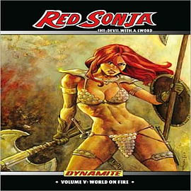 Red Sonja: She-Devil with a Sword: Volume 5 Books