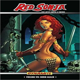 Red Sonja: She-Devil with a Sword: Volume 7 Books