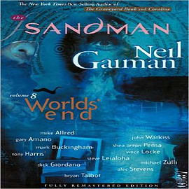 Sandman: Volume 8: World's End (New edition) Books