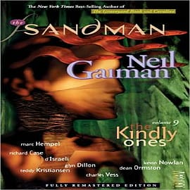 Sandman: Volume 9: The Kindly Ones (New edition) Books
