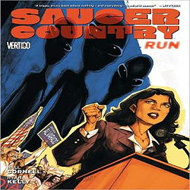 Saucer Country: Volume 1: Run Books