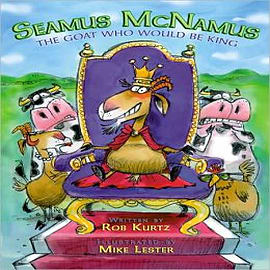 Seamus McManus: Goat Who Would be King Books