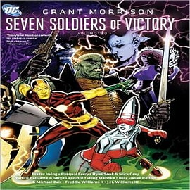 Seven Soldiers of Victory: Volume 2 Books